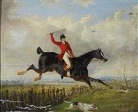 the huntsman, jim crow by george henry laporte