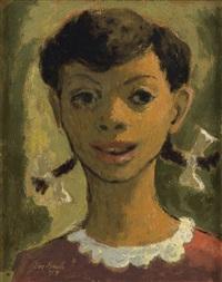 negro child by hughie lee-smith