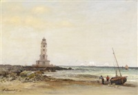 le phare by louis bentabole