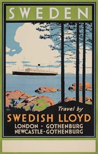 sweden/swedish lloyd by harry hudson rodmell
