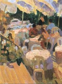 la terrasse d'ete by serguei kochevoi