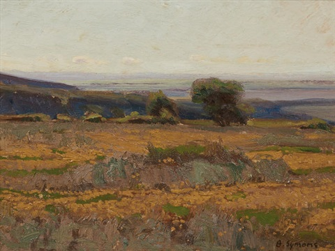 field of gold by george gardner symons