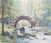 le pont de pierre by constantin font