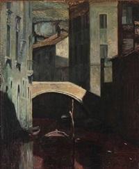 from venice by cilius (johannes konrad) andersen