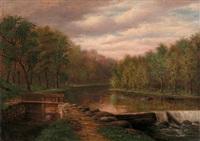 third dam on the brandywine by alfred t. scott