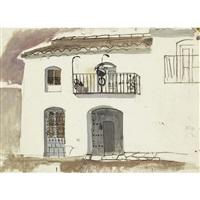 A SPANISH HOUSE