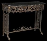 console table by oscar bruno bach