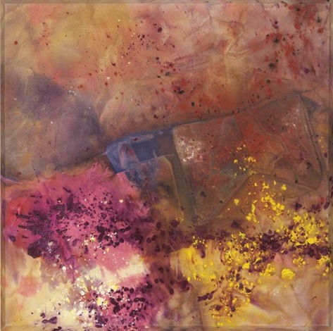 butterfly feeling by sam gilliam
