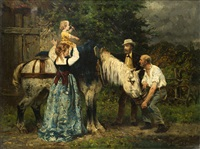 la piccola cavallerizza by luigi busi