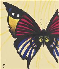 butterfly by rené gruau