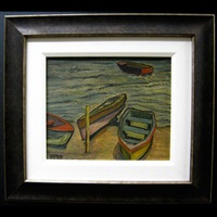 boats by isabelle chestnut reid