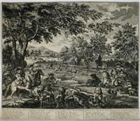 die jagd von zwergen by adriaan van der laan