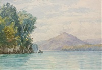 georgeville, magog quebec by charles jones way