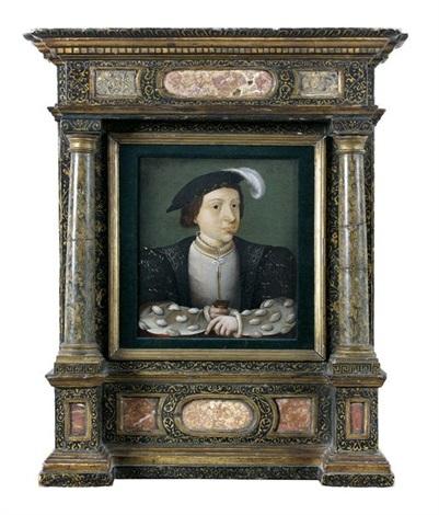 portrait dun jeune prince by corneille de lyon