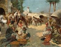 mercado murciano by manuel picolo y lopez