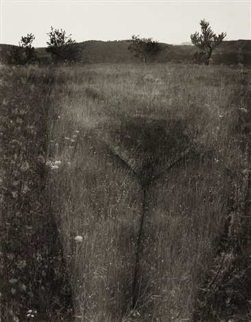 HARRY CALLAHAN (1912-1999) , Eleanor, Aix-en-Provence