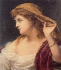 kezia by william charles thomas dobson