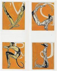 l'alphabet des diables by jean georges cornelius