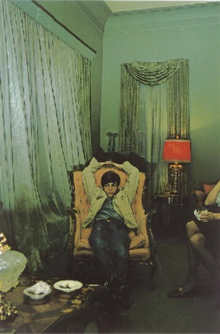 sumner, mississippi (from william eggleston's guide) by william eggleston