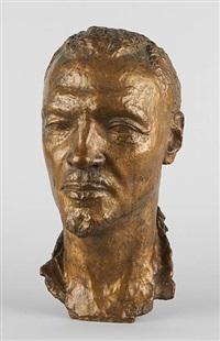 portrait d'homme by charles despiau