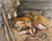 свежий улов by vladimir aleksandrovich igoshev