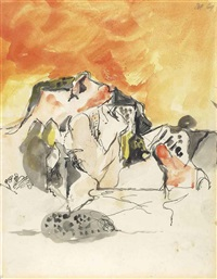 landscape by graham sutherland