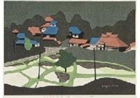 may in aizu (4) by kiyoshi saito