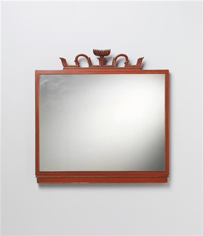 mirror from the åbo series by axel einar hjorth
