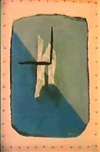 proiezione by william xerra