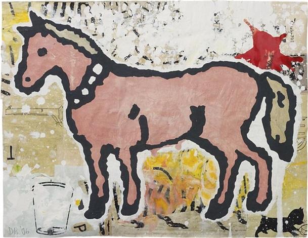 pony by donald baechler