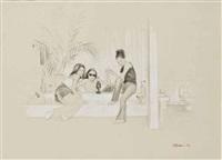 ithb: guerilla lounging no. 11 by delia brown