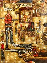 western by benon liberski