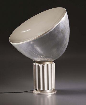 Lampada Taccia by Pier Giacomo and Achille Castiglioni on artnet