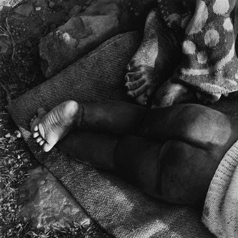 grandchild grandmother transkei by david goldblatt