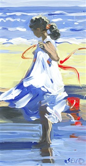 catching the sea breeze by sherree valentine daines