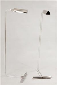 floor lamps (pair) by dorothy c. thorpe