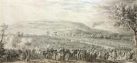 l'arrivée de marie-antoinette à strasbourg by jean-baptiste (louis) le paon