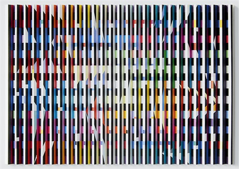day and night by yaacov agam