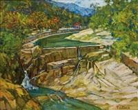 landscape by park youngsun
