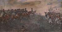 le soir d'austerlitz by emile chepfer