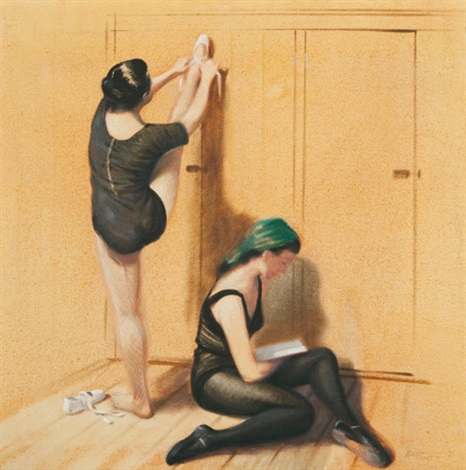 ballerinas by norman aisbett