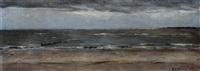 strand te oostvoorne by gerard altmann