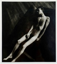 untitled sequence 1977 - image 9 of 16 by bill henson