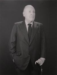 portrait of jerome zipkin by robert mapplethorpe