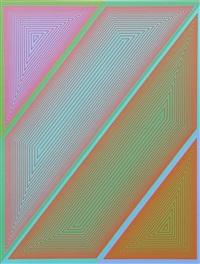 inward eye 2 by richard anuszkiewicz