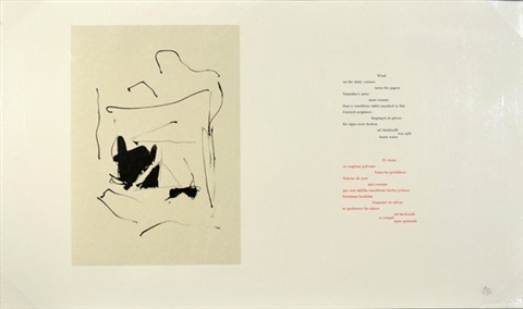 wind by robert motherwell