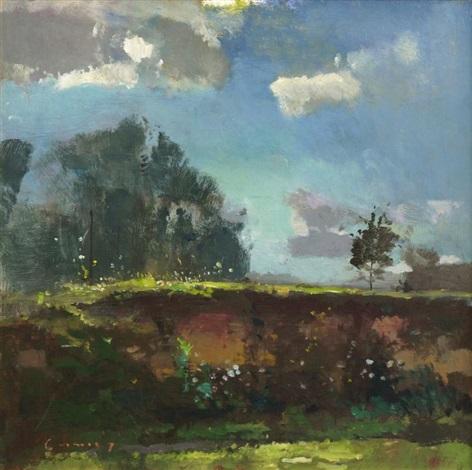 Fred Cuming RA, 1930 | Landscape painter | TuttArt