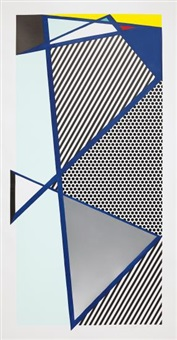 imperfect, from bam by roy lichtenstein