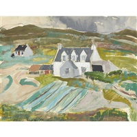 COTTAGES AT CLACHANISH, SKYE