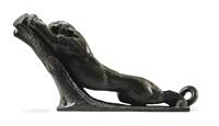 panther by andré vincent becquerel